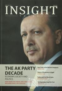 Insight Turkey Volume 15 Number 4 - Fall 2013