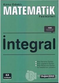 İntegral - Konu Odaklı Matematik Fasikülleri