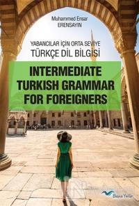 Intermediate Turkish Grammar For Foreigners