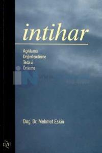 İntiharAçıklama, Değerlendirme, Tedavi ve Önleme