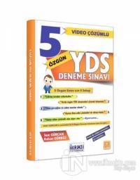 İrem Yayıncılık YDS 5 Özgün Deneme Sınavı Video Çözümlü 2014