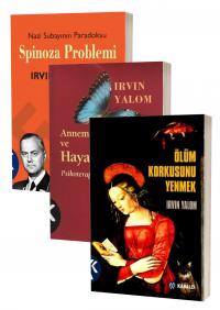Irvin D. Yalom 3 Kitap Takım Irvin D. Yalom