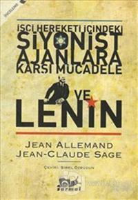 İşçi Hareketleri İçindeki Siyonist Ajanlar