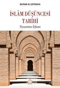 İslam Düşüncesi Tarihi