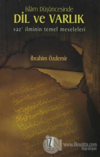 İslam Düşüncesinde Dil ile Varlık