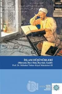 İslam Düşünürleri (Ciltli)