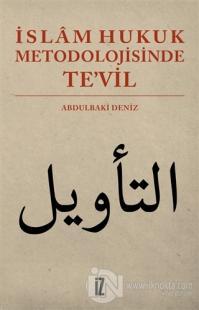 İslam Hukuk Metodolojisinde Te'vil