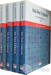 İslam Tarihi (4 Cilt Takım) (Ciltli)
