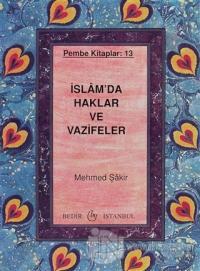 İslam'da Haklar ve Vazifeler
