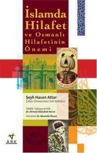 İslamda Hilafet ve Osmanlı Hilafetinin Önemi %10 indirimli Hasan Attar