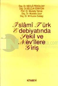İslami Türk Edebiyatında Şekil ve Nevi'lere Giriş
