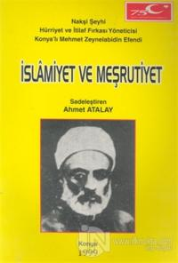 İslamiyet ve Meşrutiyet