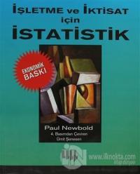 İşletme ve İktisat için İstatistik