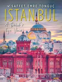 Istanbul A Bird's Eye Viev (Ciltli) Saffet Emre Tonguç