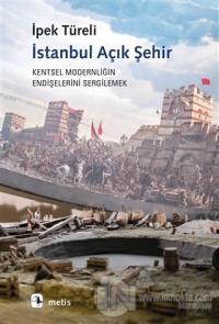 İstanbul Açık Şehir İpek Türeli