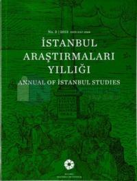 İstanbul Araştırmaları Yıllığı No.2 - 2013