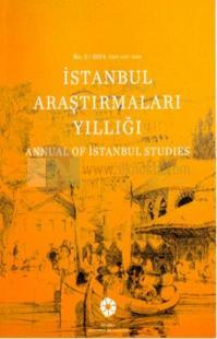 İstanbul Araştırmaları Yıllığı No.3 - 2014