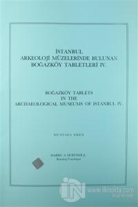 İstanbul Arkeoloji Müzelerinde Bulunan Boğazköy Tabletleri 4