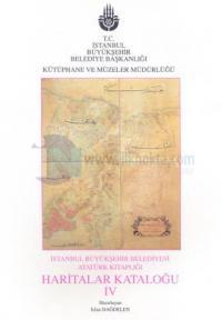 İstanbul Büyükşehir Belediyesi Atatürk Kitaplığı Harita Kataloğu 4