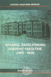İstanbul Darülfünunu Edebiyat Fakültesi