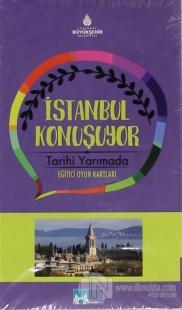 İstanbul Konuşuyor Tarihi Yarımada - Eğitici Oyun Kartları Kolektif