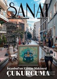 İstanbul Sanat Dergisi Sayı: 3 Nisan - Mayıs - Haziran 2021