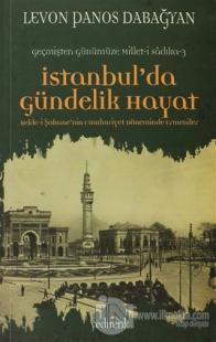 İstanbul'da Gündelik Hayat