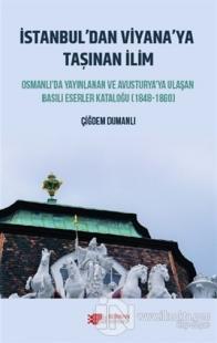 İstanbul'dan Viyana'ya Taşınan İlim