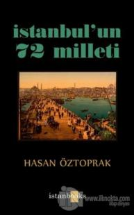 İstanbul'un 72 Milleti %25 indirimli Hasan Öztoprak
