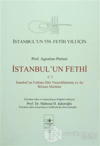 İstanbul'un Fethi Cilt: 3