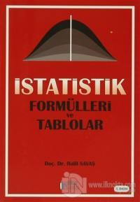 İstatistik Formülleri ve Tablolar