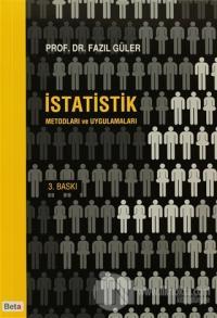 İstatistik Metodları ve Uygulamaları (Ciltli)