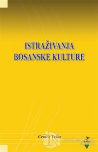 Istrazivanja Bosanske Kulture