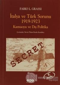 İtalya ve Türk Sorunu 1919-1923