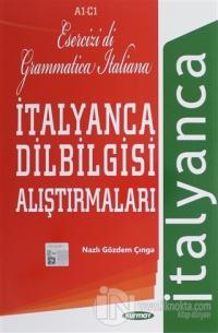 İtalyanca Dilbilgisi Alıştırmaları A1-C1