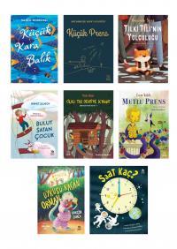 İthaki Çocuk Kitapları Seti (2, 3 ve 4. Sınıf)