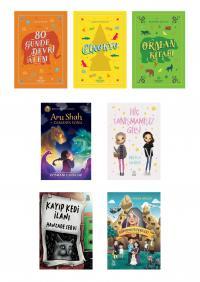 İthaki Çocuk Kitapları Seti (6, 7 ve 8. Sınıf)