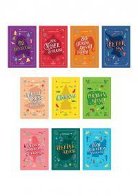 İthaki Çocuk Klasikleri 10 Kitap Takım