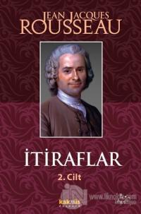 İtiraflar Cilt: 2 %10 indirimli Jean-Jacques Rousseau