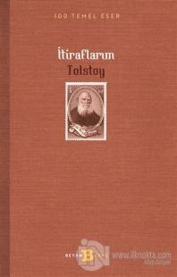 İtiraflarım Lev Nikolayeviç Tolstoy