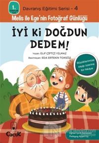 İyi Ki Doğdun Dedem! -  1. Sınıflar İçin Davranış Eğitimi Serisi 4
