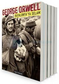 İyi Yazarlar Seti: Orwell, Russell, Chomsky - 5 Kitap Takım