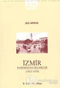 İzmir Basınından Seçmeler 1923-1938 (2. Cilt 3. Kitap)