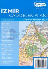 İzmir Caddeler Planı