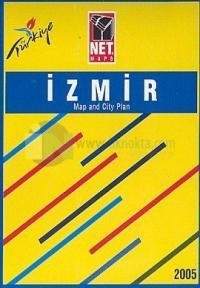 İzmir Map and City Plan 2005