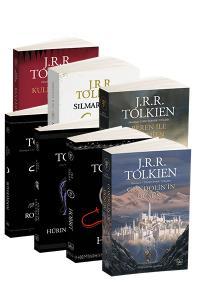 J.R.R. Tolkien 7 Kitap Takım
