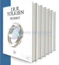 J. R. R. Tolkien Seti - 4 Kitap Takım J.R.R. Tolkien