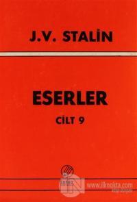 J. V. Stalin Eserler Cilt: 9