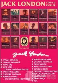 Jack London Toplu Eserler (17 Kitap Takım)