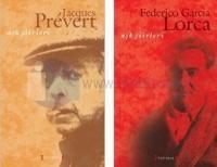 Jacques Prevert ve Federico Garcia Lorca Aşk Şiirleri (2 Kitap Takım)